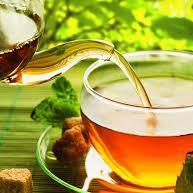 Tea drink food