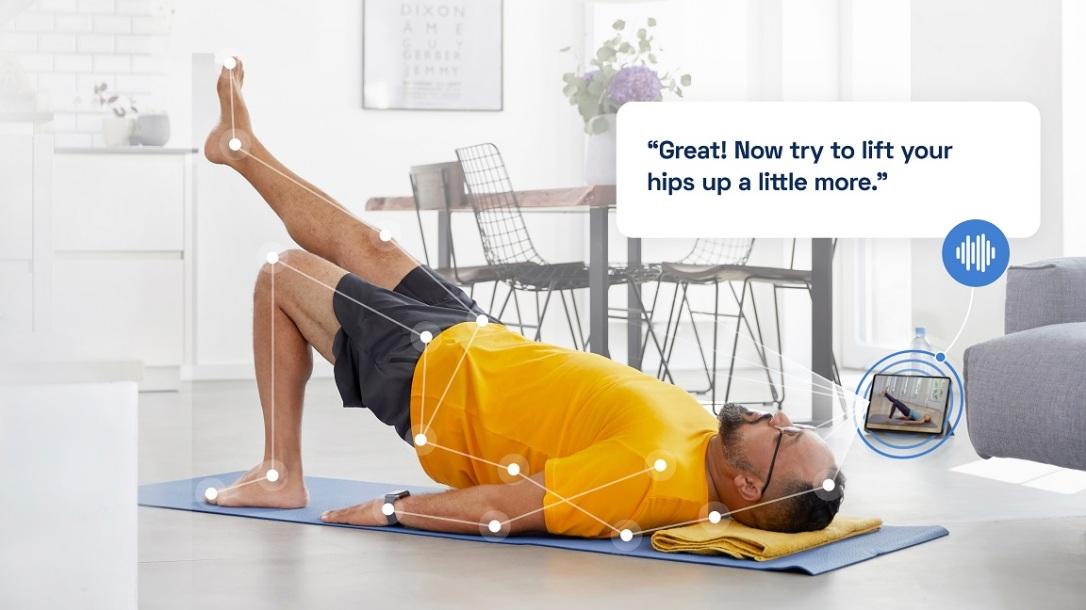 Kaia back pain app