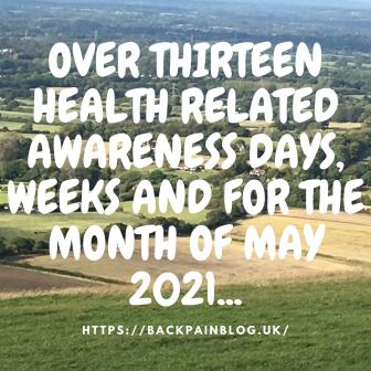 health related awareness chronic illness